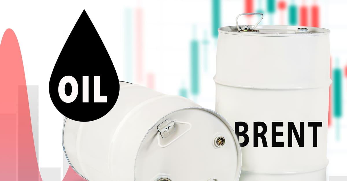 Brent: biến động từ OPEC +
