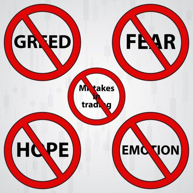 Nỗi sợ của Trader: lý do chính cho những thất bại